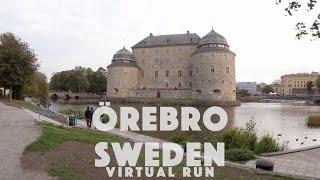 Örebro Sweden Virtual Run