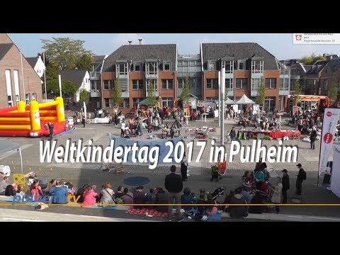 Weltkindertag 2017 in Pulheim