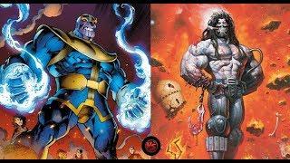 Thanos vs. Lobo : Full Analysis
