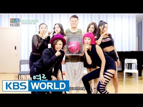 Sister's Slam Dunk   언니들의 슬램덩크 – Ep.16 [ENG/2016.10.21]