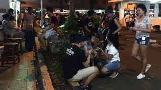 6.5 magnitude earthquake hits off Indonesia's Java