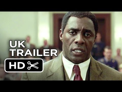Mandela: Long Walk To Freedom Official UK Trailer (2013) - Idris Elba Movie HD