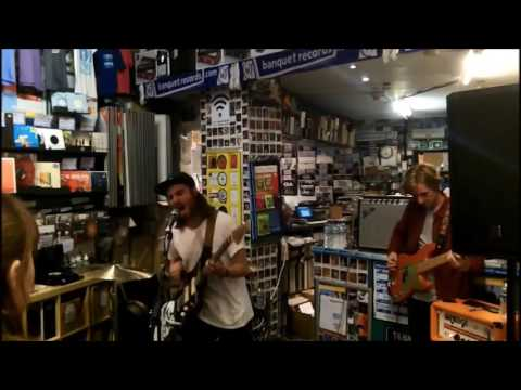 Black Foxxes - Where Is My Mind? (Pixies cover) at Banquet Records