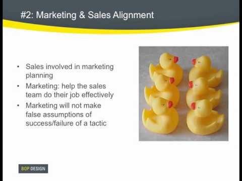 Marketing Plan - 2012 Marketing Plan Tips