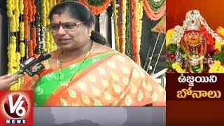 Special report on Secunderabad Ujjaini Mahankali Bonalu..