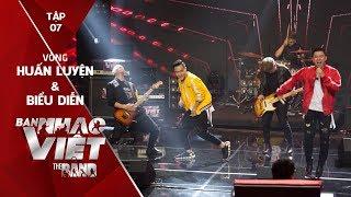 Chúng Ta Không Thuộc Về Nhau - X-Key Band // Tập 7 vòng Huấn Luyện & Biểu Diễn   Ban Nhạc Việt 2017