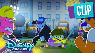 Now Chipocalypse!   Big City Greens   Disney Channel