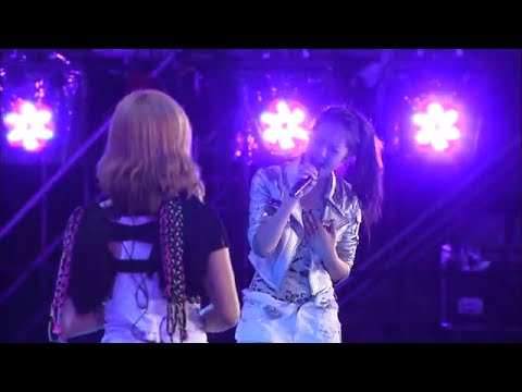 f(x) - NU ABO + You are my destiny + 사실 말이야(쉿!)  {SMTOWN LIVE 10 WORLD TOUR DVD}