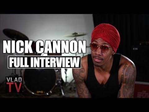 Nick Cannon on Eminem, Mariah, Mase, Drake, Kaepernick (Full Interview)