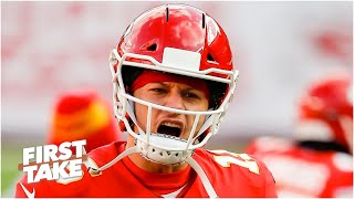 What's at stake for Patrick Mahomes in the AFC Championship Game [Part 1]   First Take