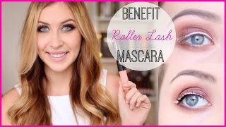 Benefit Roller Lash Mascara Review & Demo