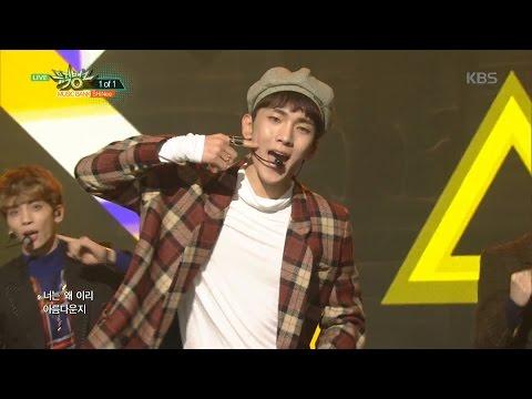 MUSIC BANK 뮤직뱅크 - SHINee 샤이니 - 1 Of 1.20161014