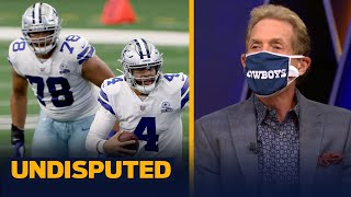 Skip Bayless reacts to Cowboys stunning comeback win over Falcons in Week 2 | NFL | UNDISPUTED