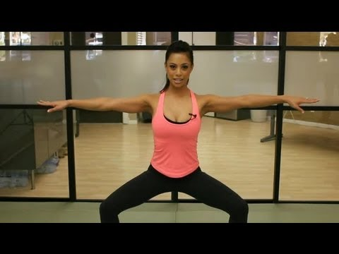 what is a good squat for a woman  total workout tips