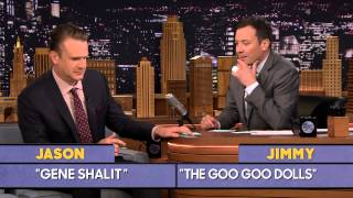 Word Sneak with Jason Segel