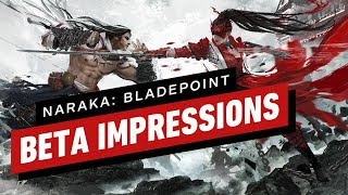 Naraka: Bladepoint Is a Battle Royale for Fighting Game Fans