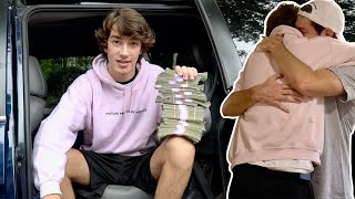 Surprising My Dad with $40,000!