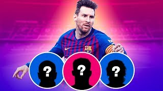 Who are Lionel Messi's 3 idols? - Oh My Goal