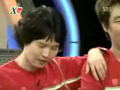 Xman Dangyunhaji   Lee Jin vs Son Ho Young