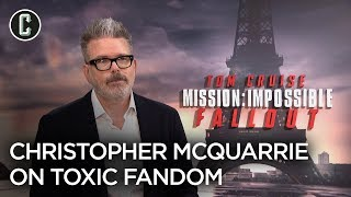 Christopher McQuarrie on Toxic Fandom and the Perils of Messing with Fan Expectations