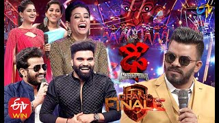 Dhee Champions | 2nd December 2020 | Grand Finale | Full Episode | ETV Telugu