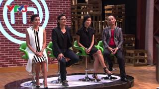 [Vua đầu bếp] Tập 1 - Vòng Audition TPHCM (full HD)