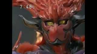 Death of heroes: Super Sentai (In Battle)