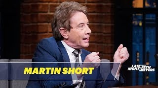 Martin Short Spills on His Friendship with Donald Trump