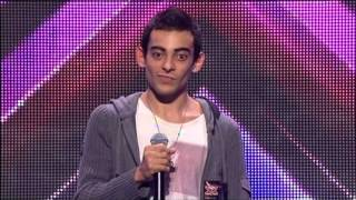 Carmelo Munzone - Auditions - The X Factor Australia 2012 night 4 [FULL]