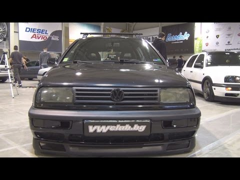 Volkswagen Golf Mk3 1.6 (1996) Exterior and Interior in 3D