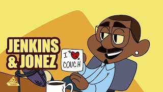 Couches Are Better Than Beds | Jenkins & Jonez