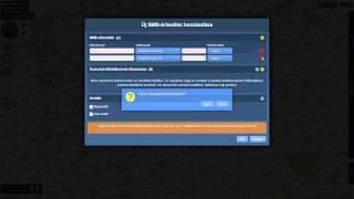 8  Riasztáskezelő Értesítési módok konfigurálása riasztásokhoz 2  rész  SMS értesítés konfigurálása, járműkövetés, nyomkövetés - easyTRACK