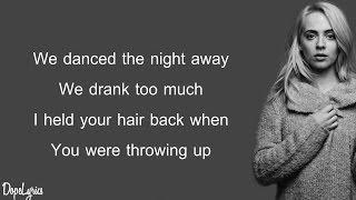 ZAYN & Taylor Swift - I Don't Wanna Live Forever (Lyrics