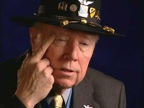 bruce crandall medal of honor vietnam war youtube