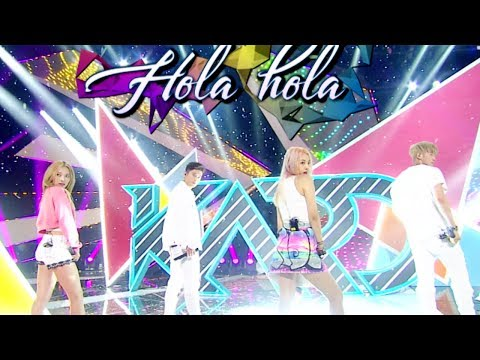 《Debut Stage》 KARD - Hola Hola @인기가요 Inkigayo 20170723