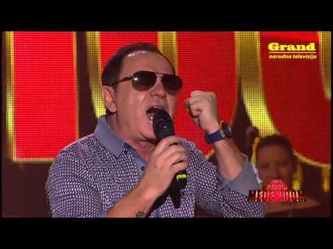 Mile Kitic - Oci boje meda - Vece sa - (Tv Grand 2015)