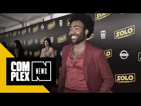 Childish Gambino Shares Why He's Not Checking All the