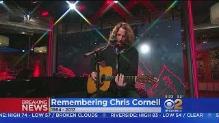 Soundgarden Frontman Chris Cornell Dies At 52