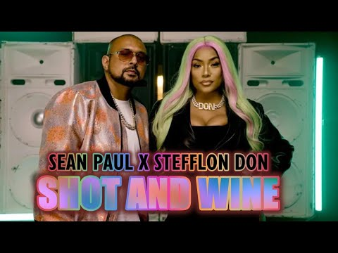 Sean Paul - Shot & Wine Feat. Stefflon Don [Audio]