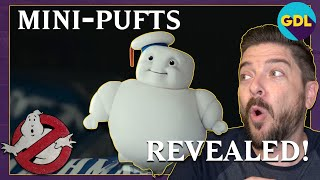 Mini-Pufts Revealed! New Ghostbusters Afterlife Clip Reaction and Breakdown!