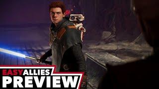 Star Wars Jedi: Fallen Order - Hands-On Preview