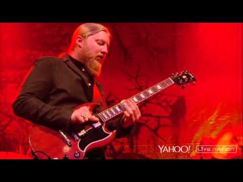 Tedeschi Trucks Band Orpheum Theatre - Madison, WI, USA 2015