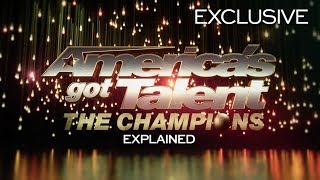 What Is America's Got Talent: The Champions? - America's Got Talent 2018