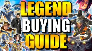 WHICH LEGEND TO BUY IN APEX LEGENDS SEASON 9   LEGEND BUYING GUIDE