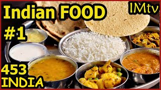 INDIAN FOOD Part 1 Indian CUISINE. Street food of India