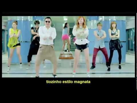 Baixar PSY - Gangnam Style (Legendado ORIGINAL pt-BR)