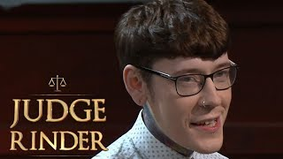 Son Spent His Mother's £4000 Business Loan on a Tattoo | Judge Rinder