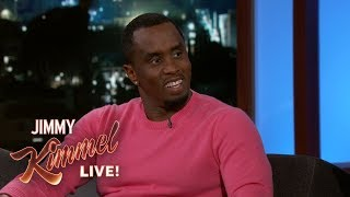 Sean Diddy Combs Reveals New Name