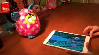 Furby Boom (Ферби Бум) говорит по русски от Анны