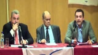 Ομιλία Σωτήρη Αβδελίδη στην Ημερίδα Περιστερίου